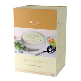 Cream suppe kylling Noka diæt Til 7 måltid 357 g