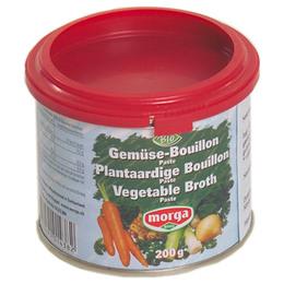 Morga grønsagsbouillon 200 g