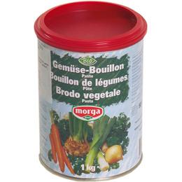 Morga grøntsagsbouillon 1 kg