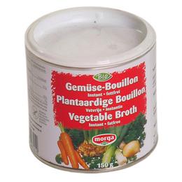 Morga bouillon pulver fedtfri 150 g