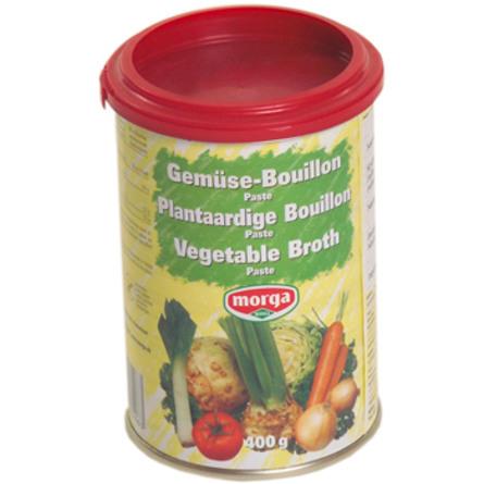 Morga u. gærekstrakt grøntsagsbouillon 400 g