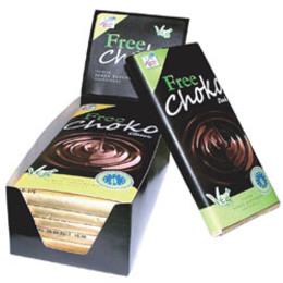 Chokolade mørk Free Choko Ø 100 g