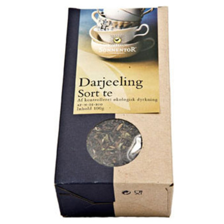 Darjeeling sort te Sonnentor Ø 100 g