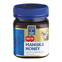 Manuka Honning MGO 100+ 250 g