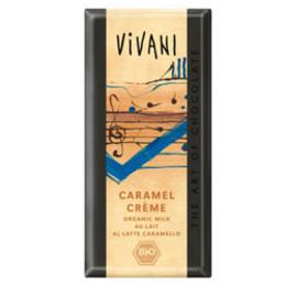 Vivani creme karamel chokolade Ø 100 g
