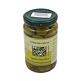 Oliven Grønne m. sten Ø 320 g