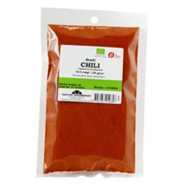 Chili stødt Ø 100 g
