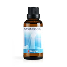 Natrium sulf. D30 Cellesalt 10 50 ml