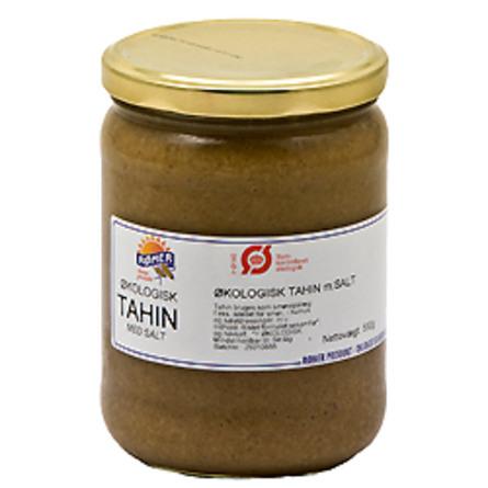 Tahin m. salt Ø 500 g
