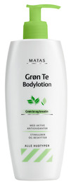 Matas Grøn Te Bodylotion 400 ml