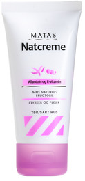 Matas Natcreme til tør/sart hud 80 ml
