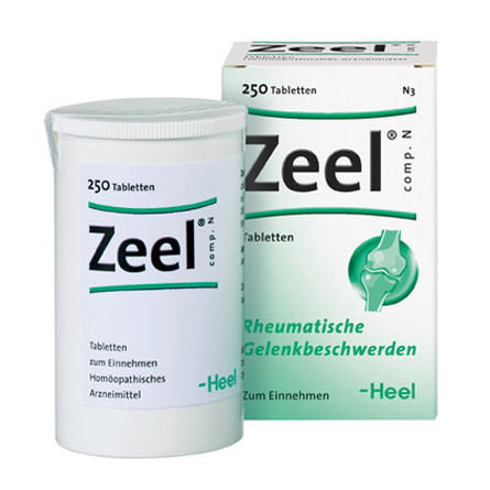 Zeel comp. 250 tab