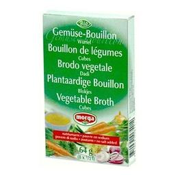 Morga grøntsagsbouillon instant (pulver) 150 g