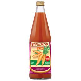 Gulerodssaft mælkesyregæret Ø Demeter Beu 750 ml