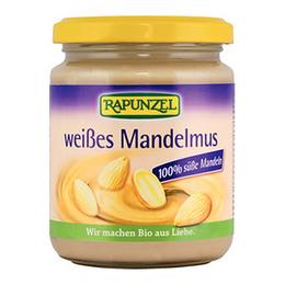 Mandelcreme hvid Ø Rapunzel 250 g