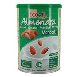 Mandel instant Ecomil Ø 400 g