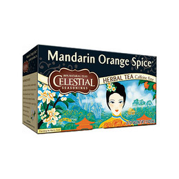 Mandarin Orange te Celestial