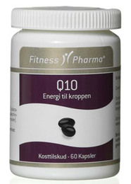 Fitness Pharma Q10 30 mg 60 kaps.