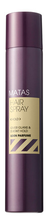 Matas Striber Hair Spray Strong Hold uden Parfume 400 ml