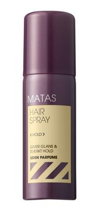Matas Striber Hair Spray 50 ml, rejsestørrelse