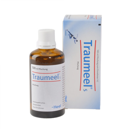 Traumeel S dråber 100 ml