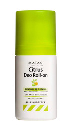 Matas Striber Matas Citrus Deo Roll-on 50 ml