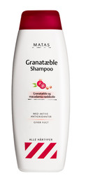 Matas Striber Granatæble Shampoo 250 ml