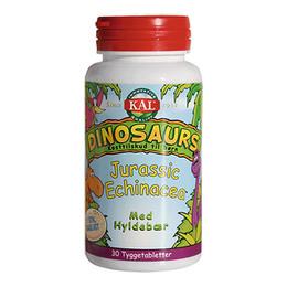 DinoSaurs Echinacea tygge børn 30 tab