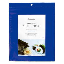Nori sushi plader rister 17 g