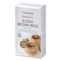 Brune Sushi ris Ø 500 g