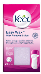 Veet Replacement Strips 24 stk