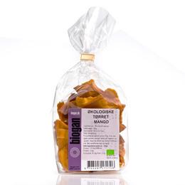 Mango tørrede Ø 125 g
