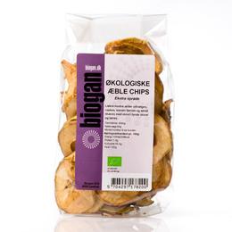 Æblechips Ø 75 g