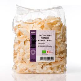 Kokoschips ristet Ø 200 g