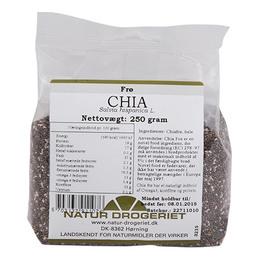 Natur Drogeriet Chia frø 250 gr.