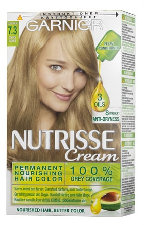 Garnier Nutrisse 7.3 Golden Blonde