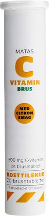Matas Striber Matas C-vitamin Brus 20 brusetabl.