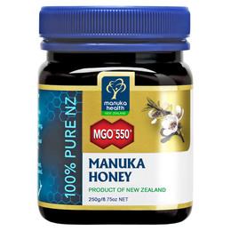 Manuka Honning MGO 550+ 250 g