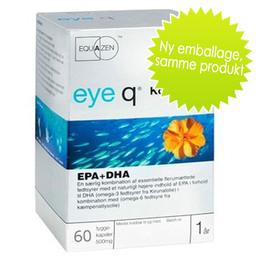 Eye Q Eye q 60 kapsler
