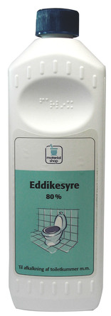 Matas Material Eddikesyre 80 % 500 ml