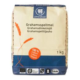 Grahams speltmel Ø 1 kg