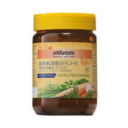 Naturata Urtebouillon krydderurter Øko  gærfri 200 gr.