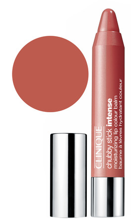 Clinique Chubby Stick Intense Moisturizing Lip Colour Balm Curviest Caramel
