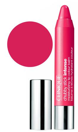 Clinique Chubby Stick Intense Moisturizing Lip Colour Balm Plushest Punch