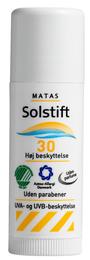 Matas Solstift faktor 30 15 g