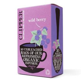 Wild berry te Ø Clipper