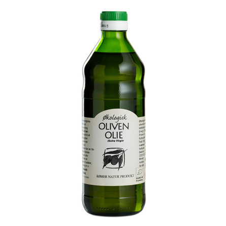 Olivenolie koldpresset Ø spanien 500 ml