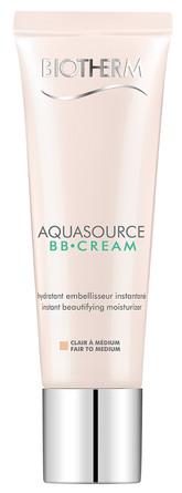 Biotherm Aquasource BB Cream Fair to Medium, 30 ml