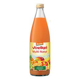 Multinatursaft demeter Ø Voelkel 750 ml