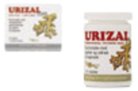 Urizal flex ingefær 100 tab